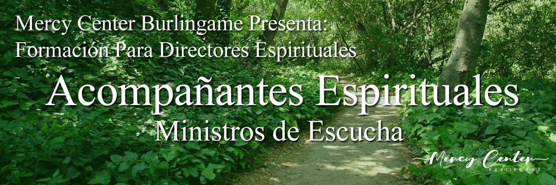 Acompañantes Espirituales - Formación Para Directores Espirituales | Septiembre 2021 – Julio 2023