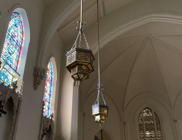 Chapel in Mercy Center