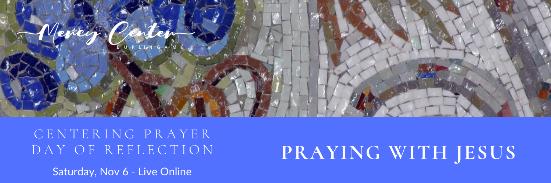 Pray with Jesus
